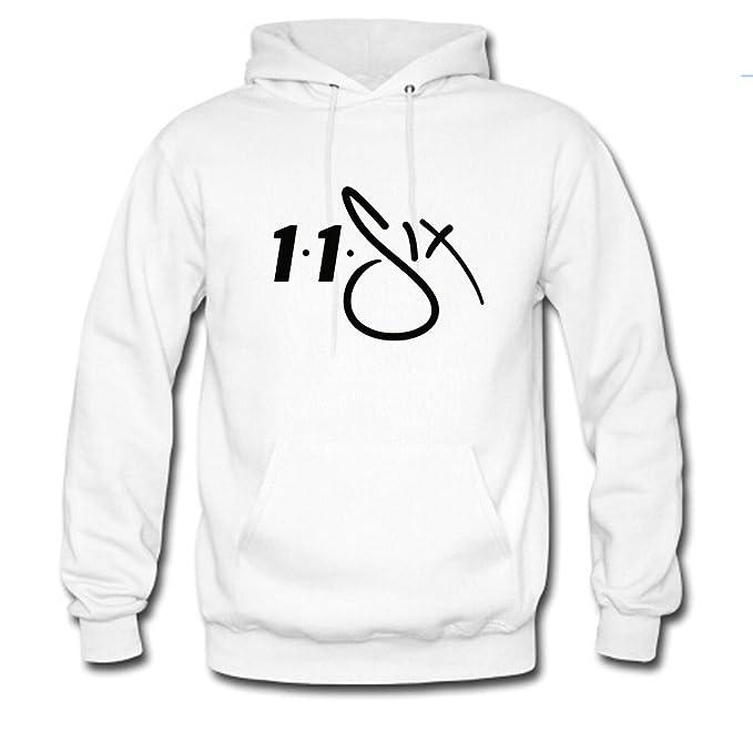 juhyg Unisex Hombre o Mujer Custom de la pandilla 116 Classic sudadera con capucha L), color blanco: Amazon.es: Ropa y accesorios