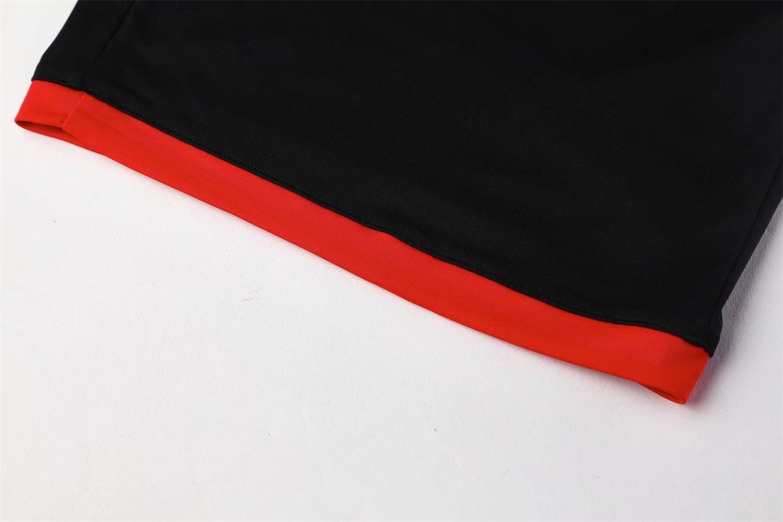SLGJYY Caliente Cuello Redondo De Fútbol Trajes de Hombre Sport Kombi, de Secado Rápido Transpirable Chándal de uniformen, Amarillo, Small: Amazon.es: ...