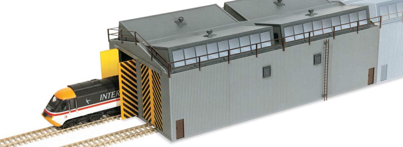 PECO HOゲージ 機関庫 鉄道模型用品 PELK-80 B01M0E420J
