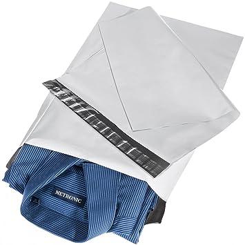 Color blanco Poly sobres envío sobres de correo bolsas 2 Mil ...