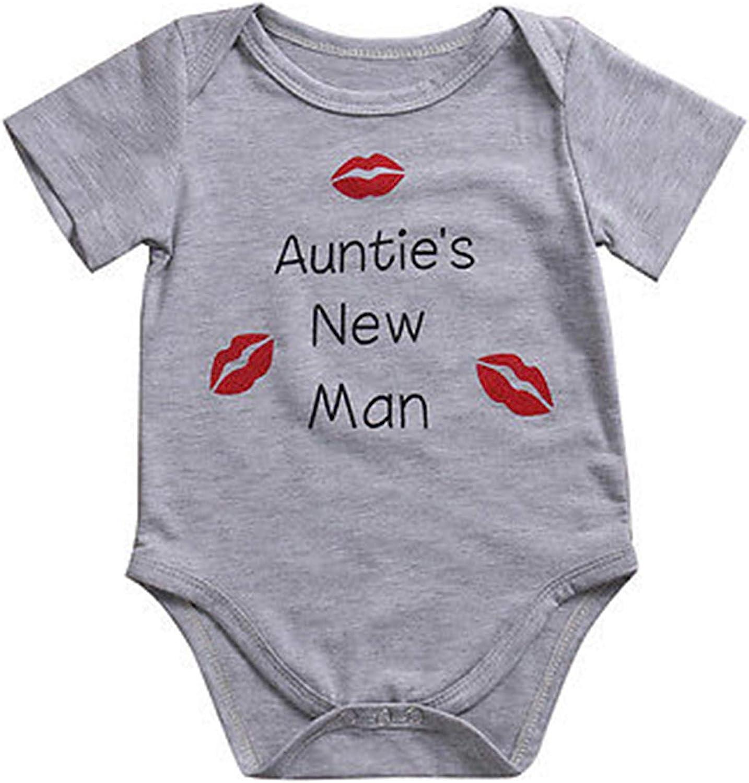 Baby Newborn Girls Boys Clothes Summer Jumpsuit Bodysuit Romper Outfit Playsuit