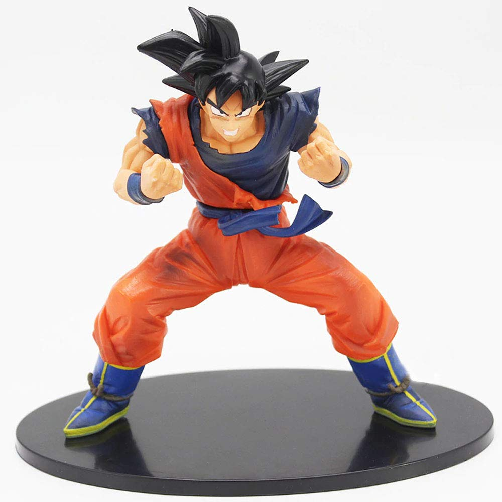 Amazon com cartup cool pvc figurine goku dragonball action figures from the hit and popular anime dragon ball z collectors best choice goku b in bag