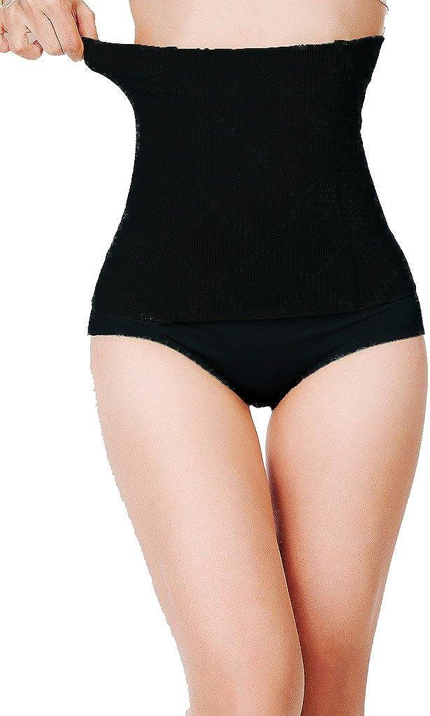 DODOING Women No Closure Waist Trainer Corset Tummy Control Waist Shaper Girdle