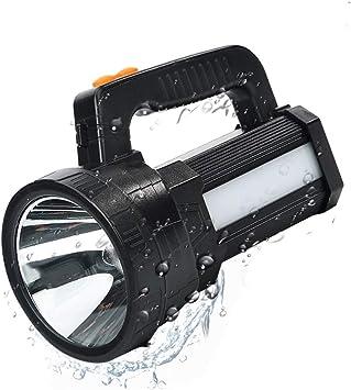 Lampe de poche LED rechargeable, lampe de poche LED haute pu