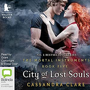 City of Lost Souls: Mortal Instruments, Book 5 Hörbuch