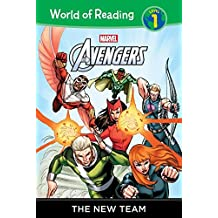 The New Team (Avengers: World of Reading, Level 1)