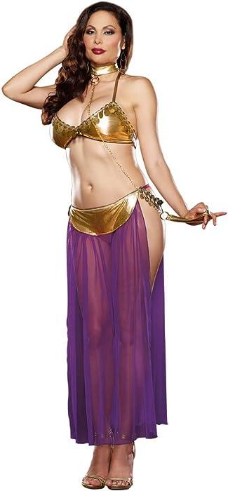 Dreamgirl Plus Size Harem Slave Sexy Harem Costume 9109da04f
