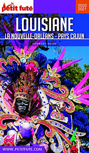 LOUISIANE 2020/2021 Petit Futé (Country Guide) (French Edition) by Dominique Auzias