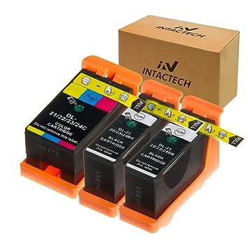 Amazon.com: Intactech - Cartuchos de tinta de repuesto para ...
