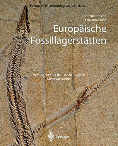 Europäische Fossillagerstätten