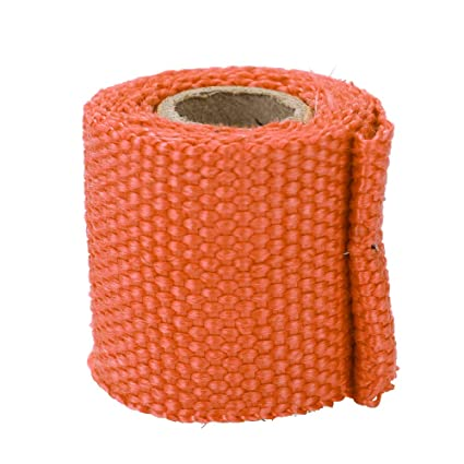 Exhaust Heat Wrap Roll Heat Insulated Wrap Turbo Intake