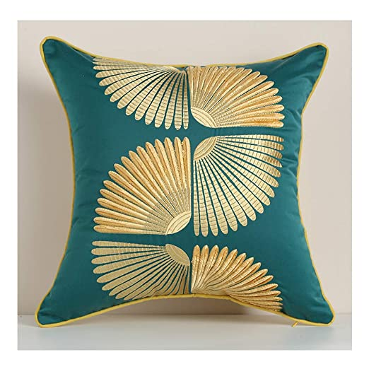 QVIVI Throw Pillow Case de Tiro Decorativa para el hogar con ...