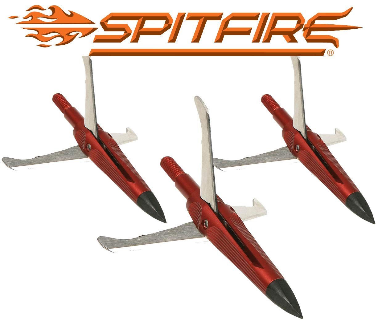 New Archery Products Spitfire MAXX 100GR D6 3PK