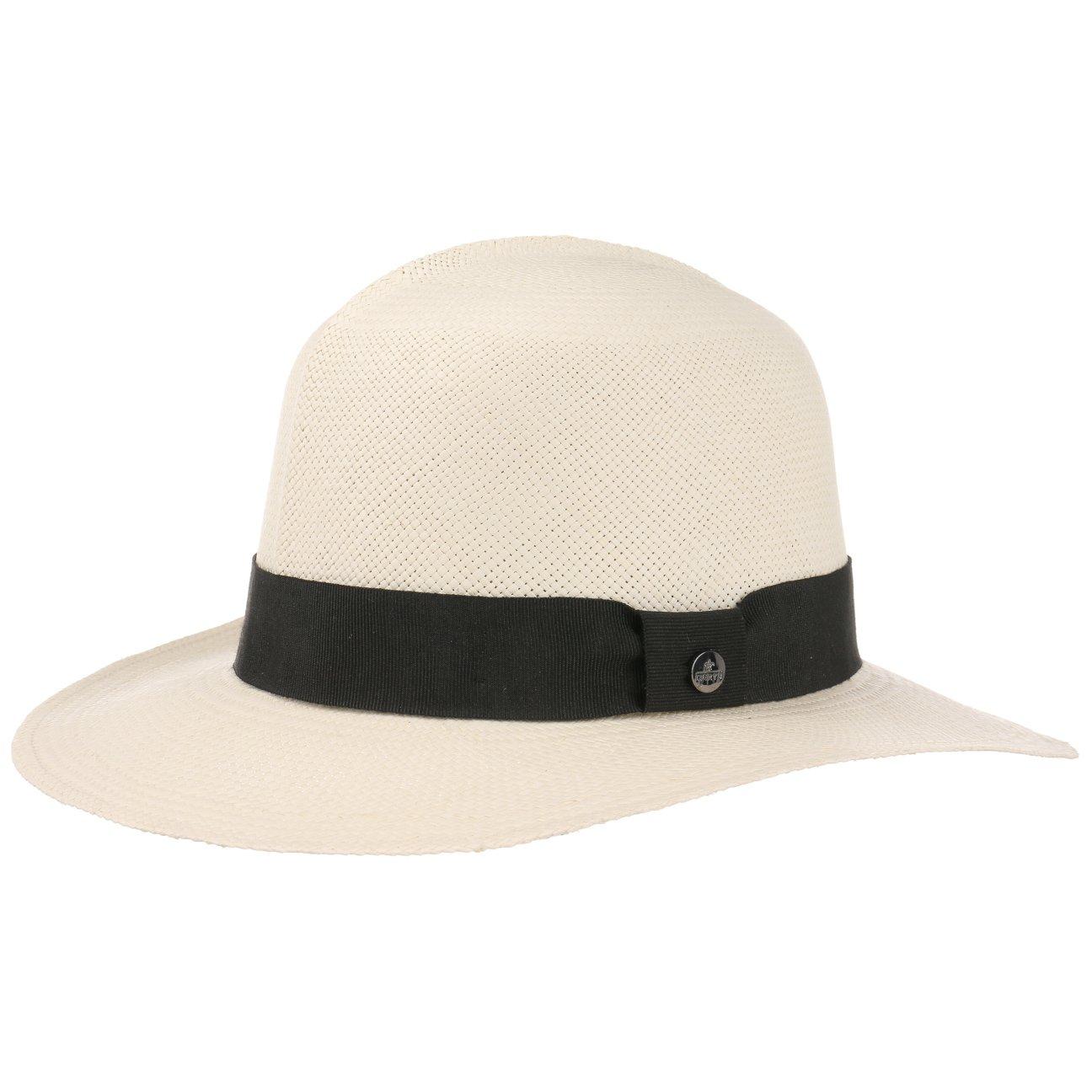 Made in Ecuador Fr/ühling-Sommer Lierys Colonial Panamahut Strohhut Hut Panamastrohhut Sommerhut Sonnenhut Herrenhut Damenhut Damen//Herren
