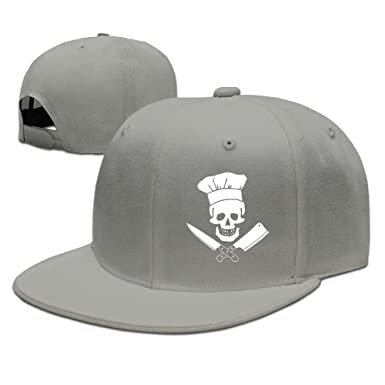 chef grill sergeant cooking pirate baseball caps trucker hats works cool vent cap le