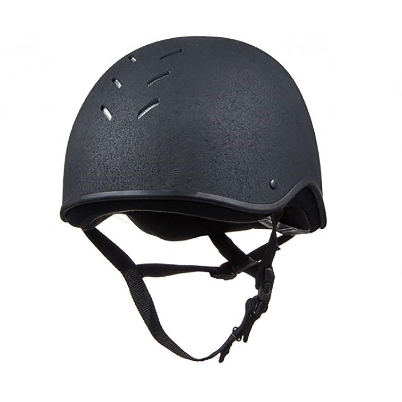 d602fe308dd Amazon.com   Charles Owen JS1 Jockey Skull Riding Hat   Clothing