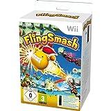 FlingSmash with Wii Remote Plus (Black)