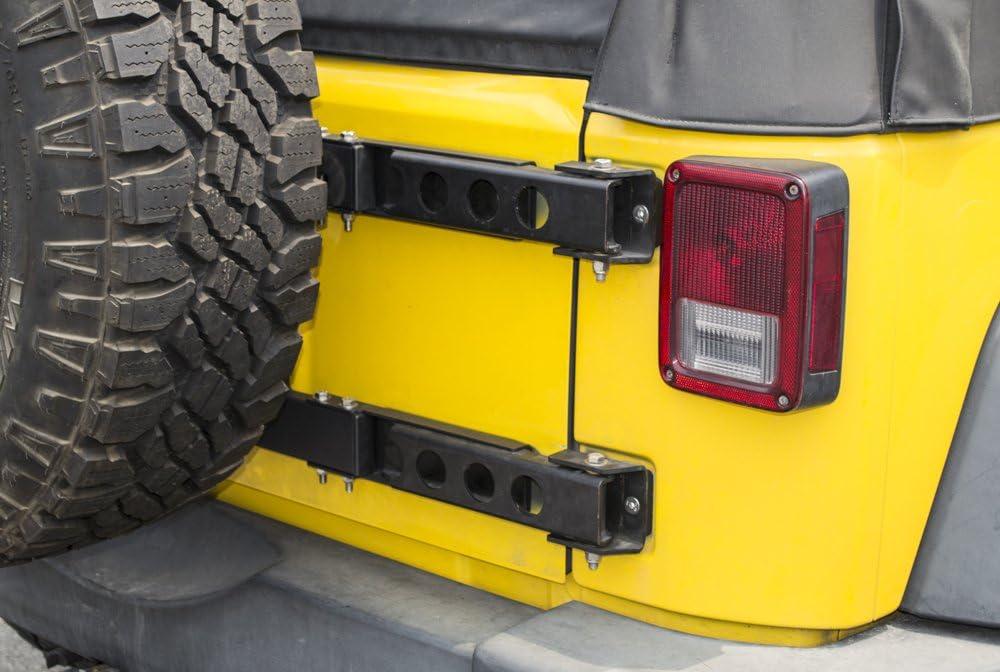 LATCHWELL New PRO-8120002 MORryde Jeep JK Heavy Duty Tailgate Hinge Kit Jeep Wrangler