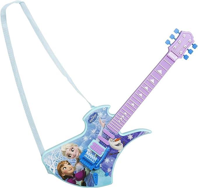 Sambro Guitarra con diseño de Frozen: Amazon.es: Juguetes y juegos