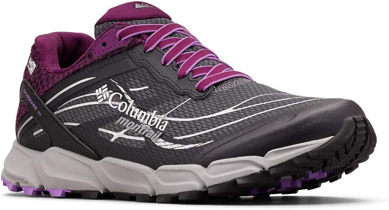 Columbia Caldorado III Outdry, Zapatillas de Running para Asfalto para Mujer, Gris (Graphite, Crown 053), 39 EU: Amazon.es: Zapatos y complementos