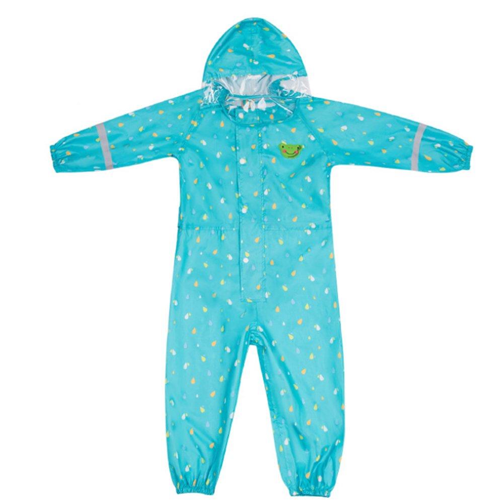Kinder Regenanzug Regenjacke S/ü/ß Cartoon Jungen Madchen Wasserdichter Regenmantel Regen-Overall Sehr Atmungsaktiv Reflektoren