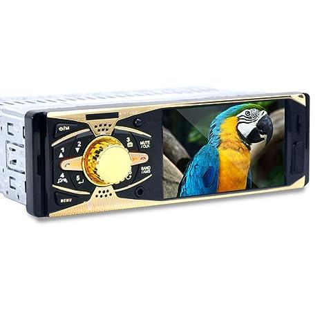 Lacaca6950 -Radio con cámara de visión trasera