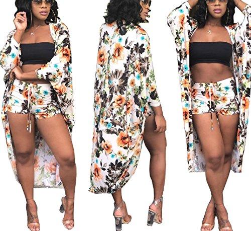 Kimono Set Two Piece - 3