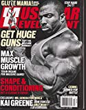 Muscular Development Magazine July 2016