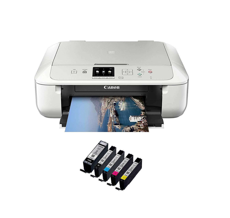 Canon PIXMA MG5751 Tintenstrahl-Impresora multifunción INKL ...