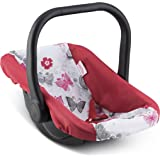 Litti Pritti DOLL ADJUSTABLE CARRIER - Converts from Rocking Baby Carrier to Feeding Seat - Perfect for Children 2+