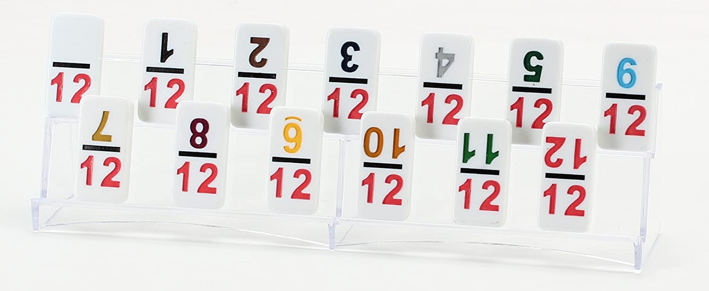 激安正規品 Clear Lucite Domino Domino of Racks B072KFTYGT (Set of 2) B072KFTYGT, ぷらっとSHOP:fd825c97 --- yelica.com
