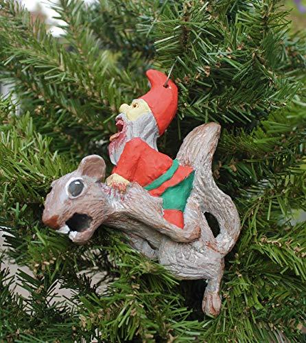 (Zombie Gnomes: O Holy Crap! (Christmas Ornament))
