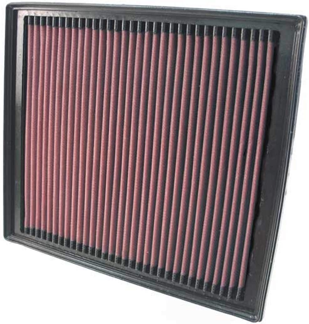 K/&N 33-2442 High Performance Replacement Air Filter