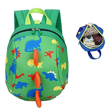 Toddler Children/'s Backpack With Safety Harness Leash Baby Boys Girls Dinosaur