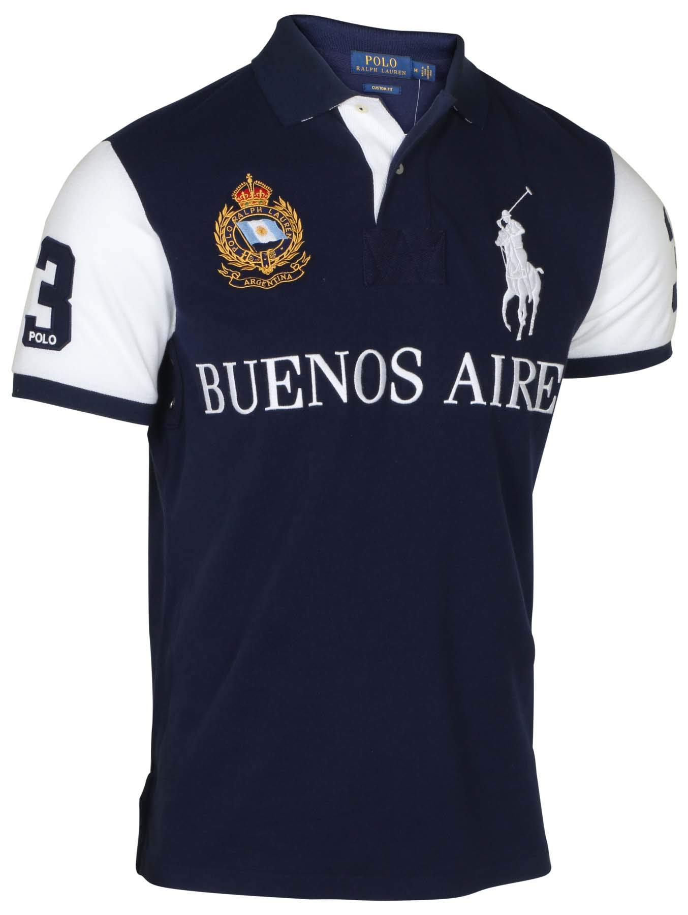 6ee30e3f Polo Ralph Lauren Custom Fit Mesh Polo Shirt – EDGE Engineering and ...