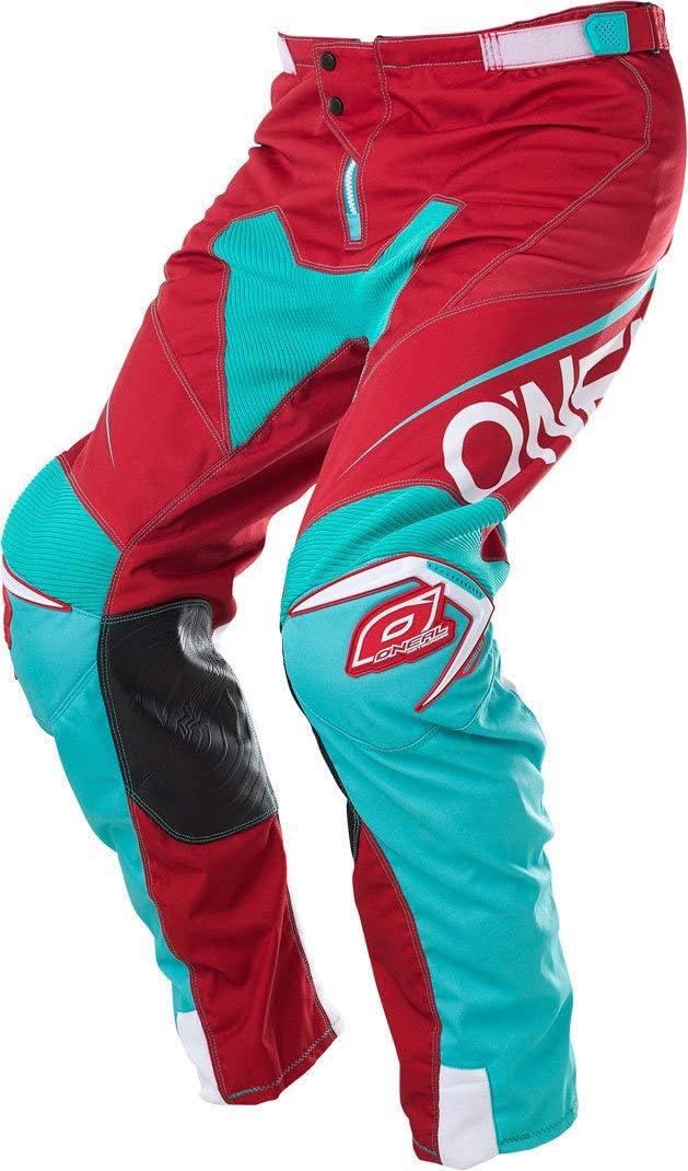 O Neal Motocross Hose Enduro Motorrad Strapazierfähige Denierstoffe Mit Großer Bewegungsfreiheit Athletische Passform Pants Mayhem Lite Blocker Erwachsene Oneal Bekleidung