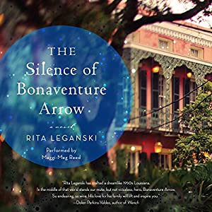 The Silence of Bonaventure Arrow Audiobook
