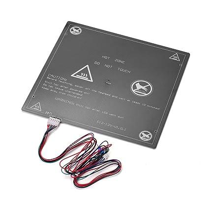 Aibecy Anet 12V Impresora 3D Plataforma de calentamiento de la ...