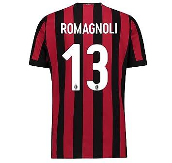 Maillot Domicile AC Milan ALESSIO ROMAGNOLI