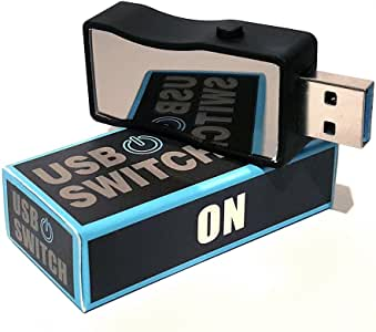 Interruptor USB Encendido/Apagado USB 3.0 y 2.0: Amazon.es: Electrónica