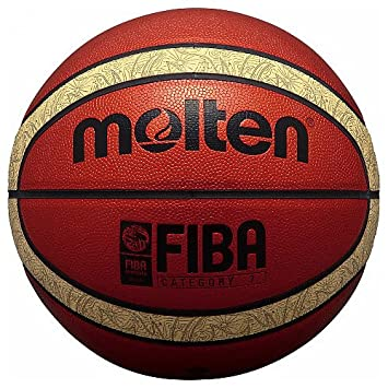 MOLTEN 33 Libertria Fiba Approved - Pelota de Baloncesto, Color ...