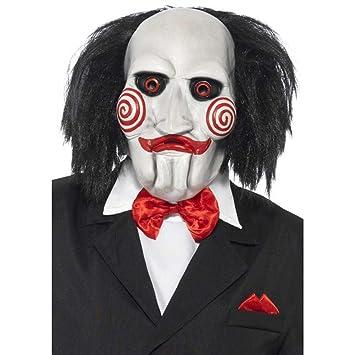 Máscara asesino Saw adulto