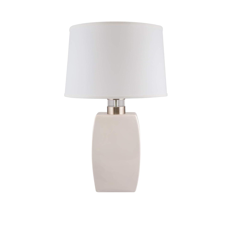 m.r. Lamp & Shade W-m.r.8997 テーブル 26 ホワイト B07HHQKR6W