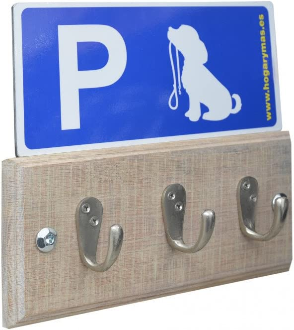 Home Line Parking para Perros. - Blanco