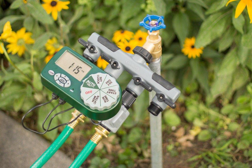 Orbit 58911 Complete Yard Watering Kit