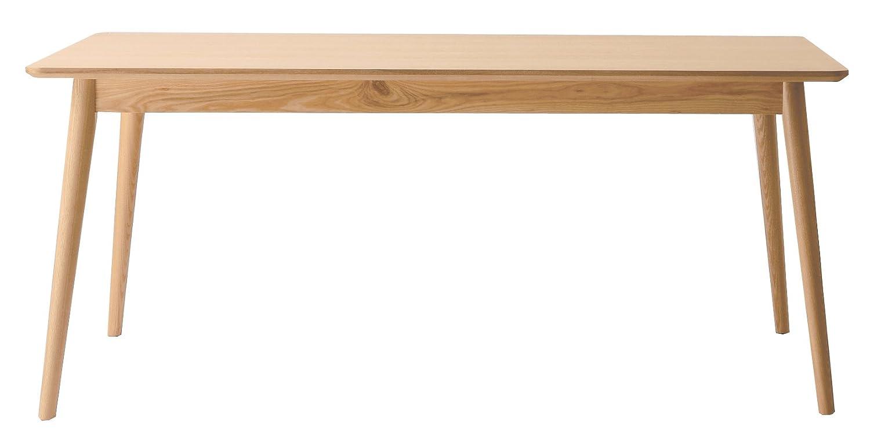 AZUMAYA 160cm幅 ダイニングテーブル リズ RTO-883TNA B0078XOIR8