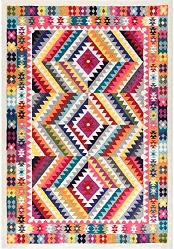nuLOOM Abbie Abstract Area Rug