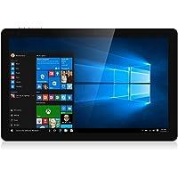Chuwi Hi10 Pro 10,1 Pouces Tablette PC 2 en 1 Intel Cherry Trail x5-Z8350 64 bit Quad Core Windows 10 + Android 5.1 4GB RAM+64GB ROM PAD Noir