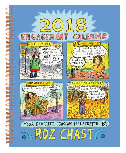 Roz Chast 2018 Engagement Calendar
