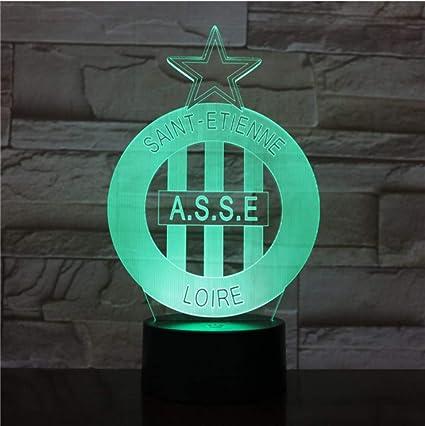 Amazon.com: KLSOO Ligue 1 Football Club Fc Saint Etienne ...